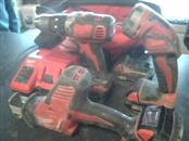 MILWAUKEE TOOL Combination Tool Set 2607-20/2625-20/49-24-0171